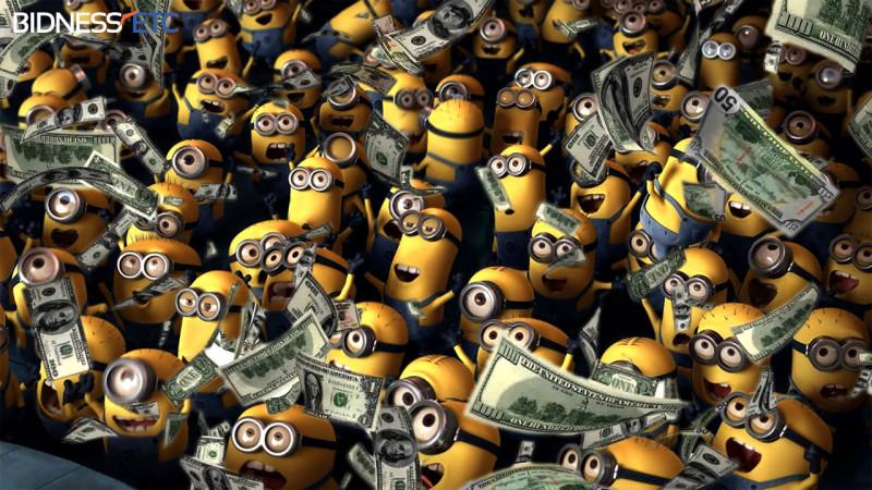 minion money 2